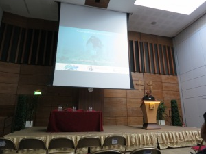 Jason Hall Spencer pratar om ocean acidification