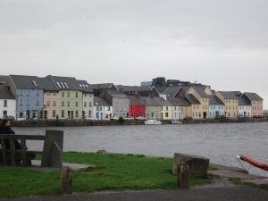 Galway, på irländska västkusten
