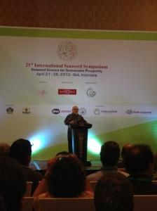 Plenary with Iain Neish