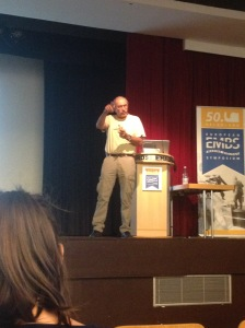 Hartvig Chrisite discusses what drives the rise and fall of kelp survival